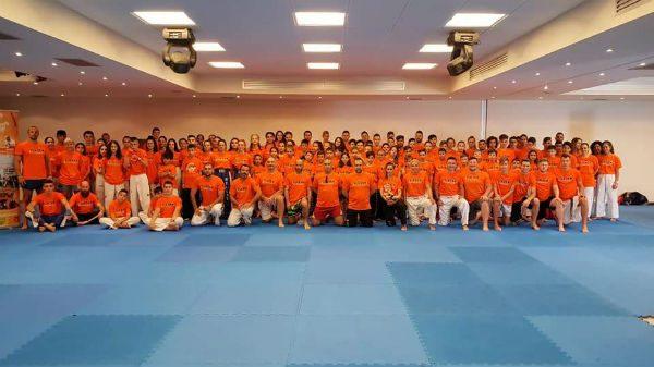 Gerontis: Η καρδιά του kickboxing  χτύπησε στο 21ο Michalacopoulos camp