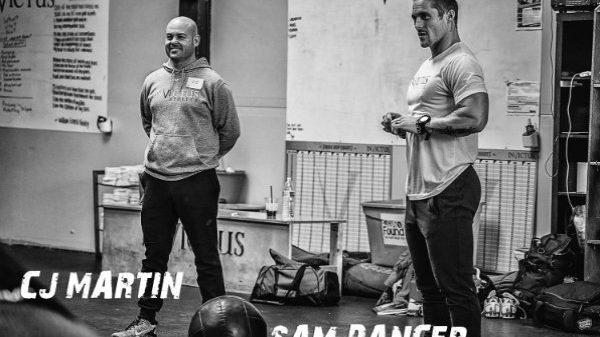 CrossFit Invictus για πρώτη φορά στην Ευρώπη