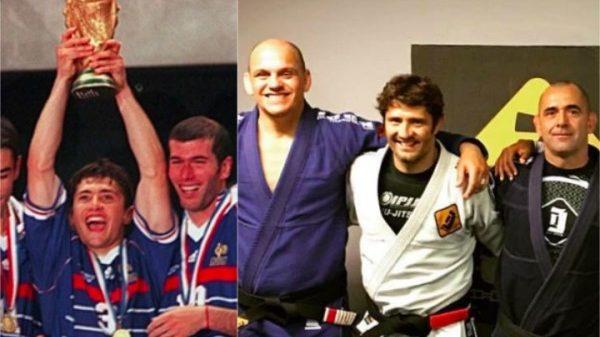Μπισεντέ Λιζαραζού: Ο πρώην Γάλλος ποδοσφαιριστής εξηγεί γιατί το Jiu Jitsu είναι top