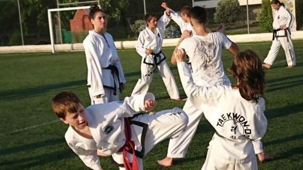 Με επτά αθλητές στο Summer Camp της Πρέβεζας ο Ευκλέας Λευκάδας