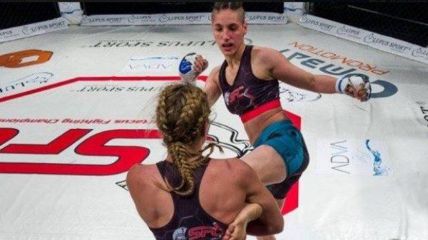 Νέος αγώνας MMA στο Hall of Champions για την Στελλίου