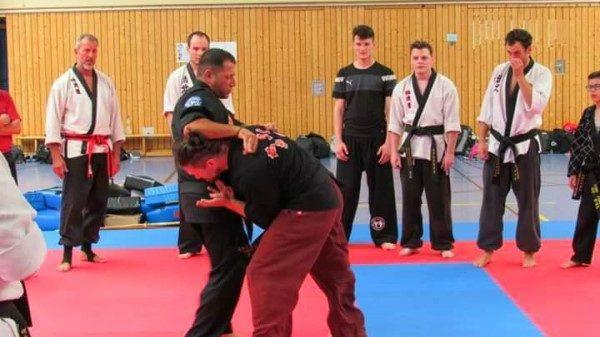 Γνωρίστε το σύστημα του Combat Hapkido