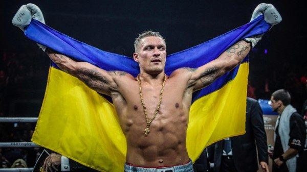 Καλύτερος πυγμάχος της χρονιάς ο Usyk σύμφωνα με το ESPN