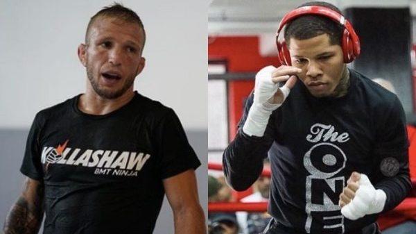 Ο Dillashaw προκαλεί τον μποξέρ Gervonta Davis