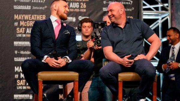 Συνάντηση κορυφής για την επιστροφή του McGregor στο UFC!