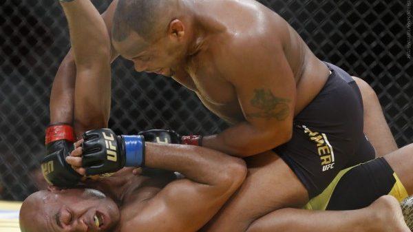 Σενάριο για μάχη Anderson Silva με Cormier