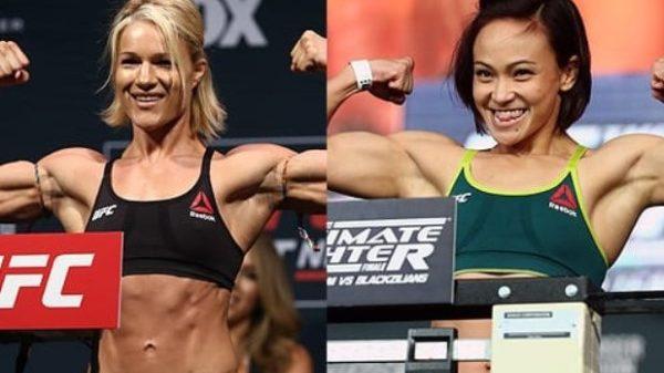 Δυνατό ματς στις γυναίκες κάτω από το Khabib vs McGregor