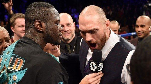 »O Fury δεν θα αντέξει πάνω από τρεις γύρους με τον Wilder»