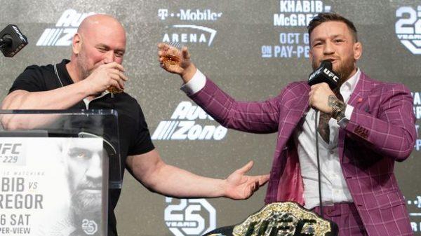 Ο McGregor προτείνει στον Lomachenko να κάνει ντεμπούτο στο UFC με τον Henry Cejudo