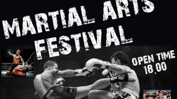 Τρίτο φεστιβάλ πολεμικών τεχνών στο Κιλκίς