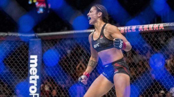 Απίστευτο: Αθλήτρια του UFC απαγορεύεται να παίξει μέχρι το 2044!