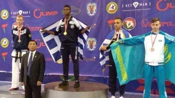 Α.Σ ΙΩΝΕΣ: Πήραν μετάλλια, βοήθησαν την Εθνική