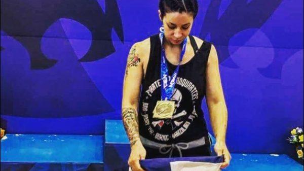 Τρίτη θέση για Μαυρογιάννη στο Open International Brazilian Jiu Jitsu