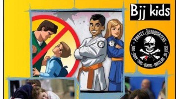 Pirates Headquarters: Παιδικά τμήματα Brazilian Jiu Jitsu
