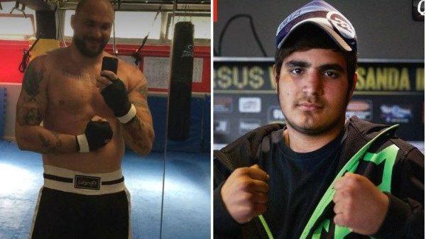 Δανης vs Δανιηλόγλου στο Boxing Prive