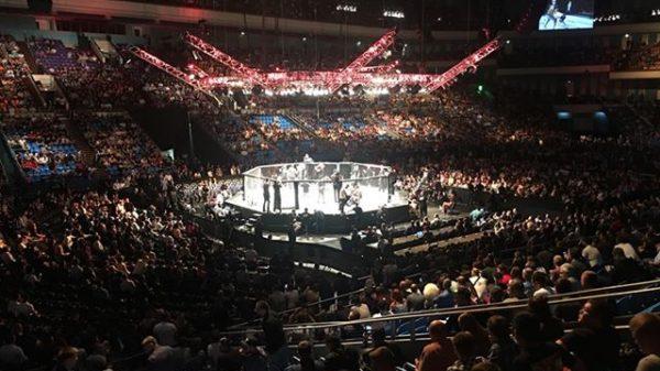 LIVE: To Fightsports.gr στο UFC της Μόσχας