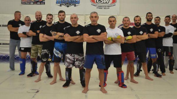 Σεμινάριο της Hellas Top Team