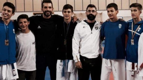 Το απόλυτο για τον αθλητικό σύλλογο Καράτε Αμαρουσίου «Ο δρόμος της Ειρήνης»