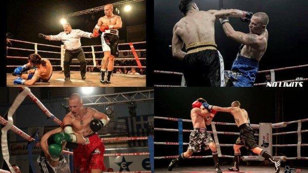 Βάζει Βαγγέλη Χατζή στο Scorpion Fight Show ο Σαριδάκης
