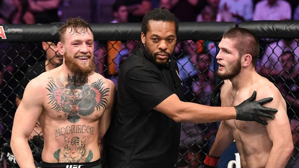 Dana White: Βλέπω πιθανή την ρεβάνς του McGregor με τον Nurmagomedov