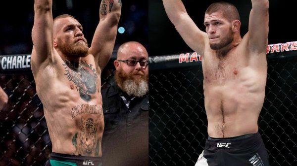 Η χαώδης διαφορά στο net worth McGregor vs Nurmagomedov