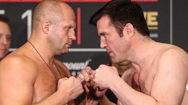 Καλό το UFC, αλλά έχει Fedor απόψε…