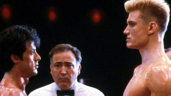 Και όμως Rocky και Ivan Drago έπαιξαν πραγματικό ξύλο!