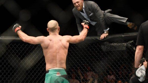 Ο McGregor στέλνει μήνυμα νίκης στον Lobov πριν τη μάχη με τον Malignaggi
