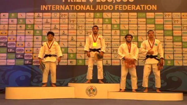 Χάλκινο μετάλλιο για την Ελλάδα ο Μαρκαριάν στο Παγκόσμιο U21