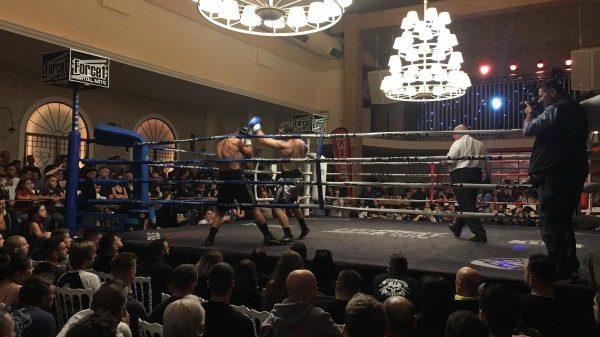 Live αποτελέσματα: Prive Boxing