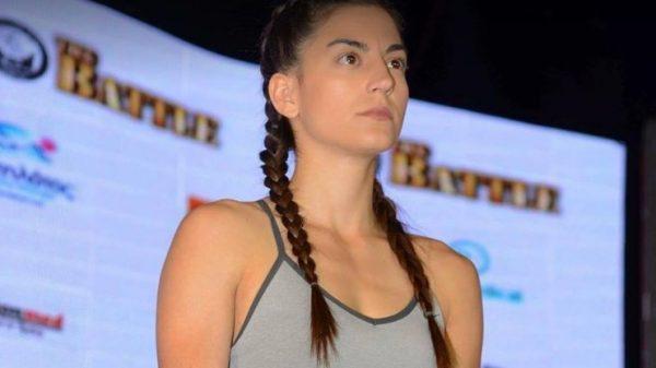 Στην Γαλλία για αγώνα με την Melissa Mendes η Ξανθή Ραυτοπούλου