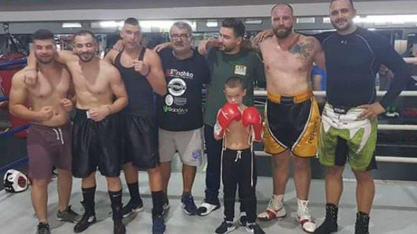 Unbroken Boxing Agrinio: Δυνατό σπάρινγκ ενόψει Prive Boxing