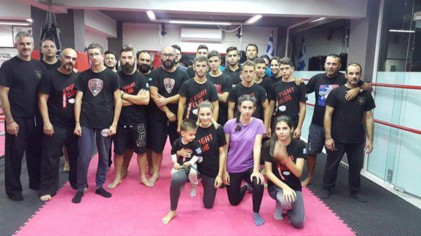 Fight Club Ιεράπετρα: Σούπερ το σεμινάριο με Σταθάκη