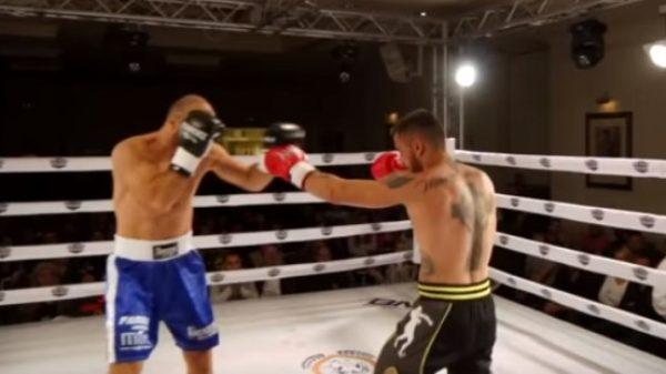 Δείτε το φοβερό ματς Danielyan vs Αβραμίδη στο Adrenaline Explosion