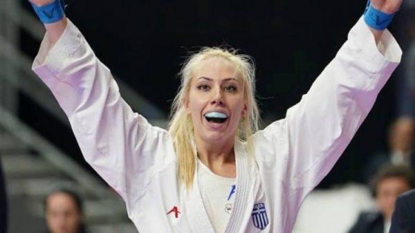 ΤΕΡΑΣΤΙΑ η Χατζηλιάδου έγινε παγκόσμια πρωταθλήτρια