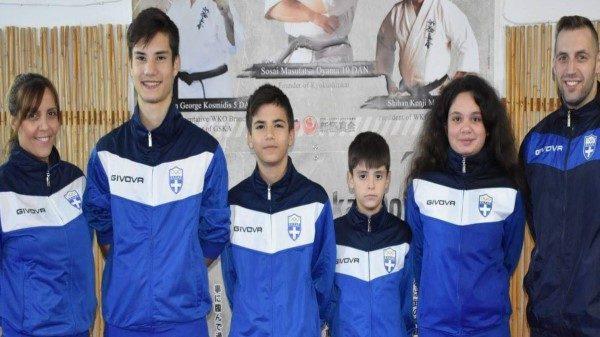 Η Ακαδημία στο 27o Διεθνές Τουρνουά «Tatami Cup» και στο Ευρωπαϊκό Πρωτάθλημα Shinkyokushinkai στη Βουδαπέστη