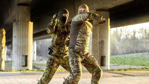 Η θέση των πολεμικών τεχνών στον σύγχρονο στρατό