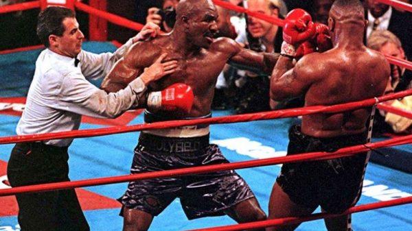 Evander Holyfield: Ο Tyson ήταν νταής και εγώ με τους νταήδες δεν τα πήγαινα καλά!