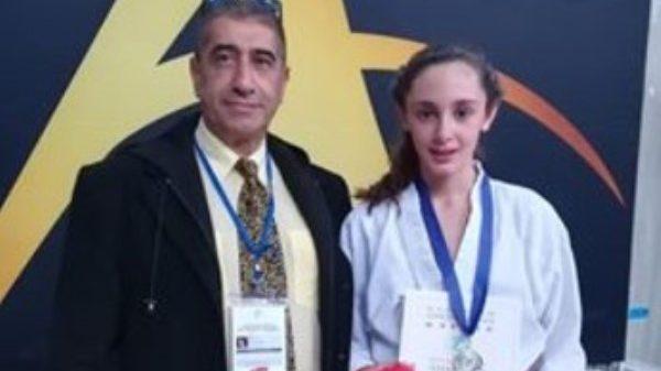 Α.Σ. Παρθενών Κορυδαλλού: 18 μετάλλια στο Πανελλήνιο κύπελλο έγχρωμων και μαύρων ζωνών