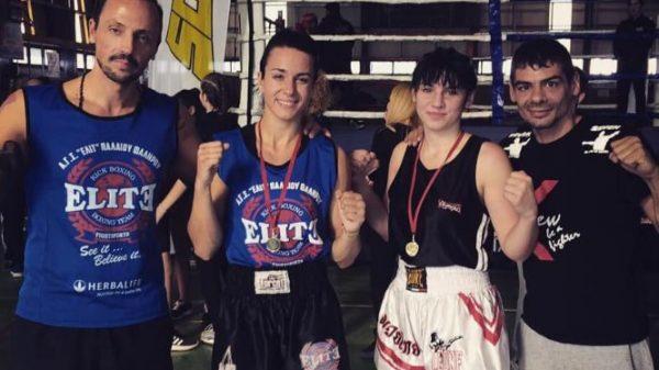 Νίκη για Σαββοπούλου του Elite Fightsports