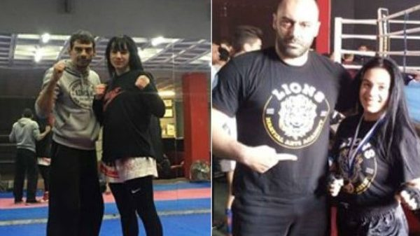 Νέος αγώνας με Τσαπούρη και Σιδέρη στο Scorpion Fight Show