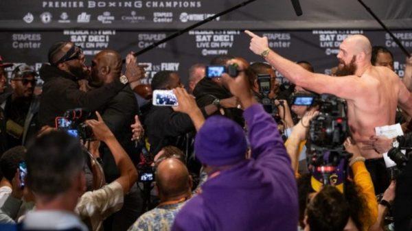 Tyson Fury: Ο Wilder με προκαλούσε να τον χτυπήσω για να μην γίνει ο αγώνας