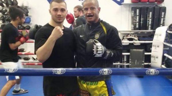Στους Ultra Fighters η προετοιμασία του Rodrigo Mineiro για το ματς με τον Γκουρούλι