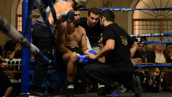 Ντέρμπι Μαλιχούδη vs Βεργέτη στο Scorpion Fight Show