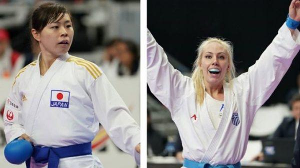 Φουλάρει για…εκδίκηση: Η Χατζηλιάδου πάει στον τελικό του παγκοσμίου κόντρα στην Ayumi Uekusa