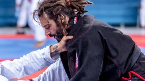 Χρυσό μετάλλιο για Samuel Krvavac στο παγκόσμιο του Brazilian Jiu Jitsu
