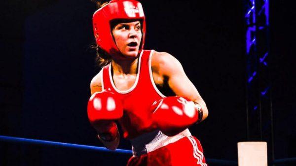 Πρωταθλήτρια Αυστραλίας στην πυγμαχία η Αντωνία Κωνσταντοπούλου