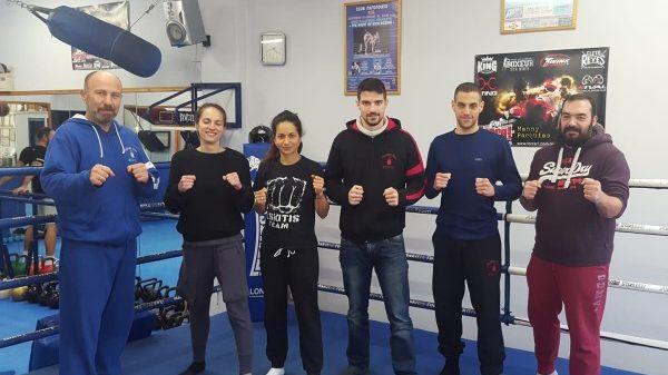 Στο Πανελλήνιο πρωτάθλημα kickboxing με τέσσερις αθλητές το Askitis Academy
