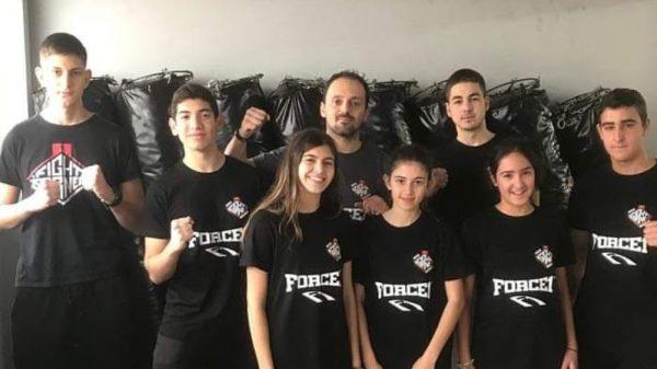 The Fight Corner Academy: Με επτά αθλητές στο Practice Time