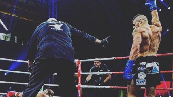 Κτήνος ο Μάρκου: Το επιβλητικό του ντεμπούτο στην πυγμαχία